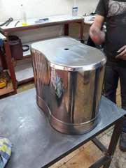 изготовление и проектирование  пресс-форм из пластика, цинка и алюминия